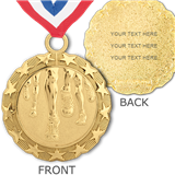 Cross Country / Marathon Gold Medal