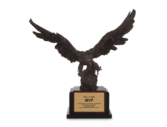 Soaring Eagle - Brushed Bronze