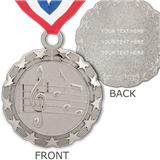 Music Silver Medal