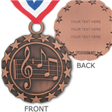 Music Bronze Medal